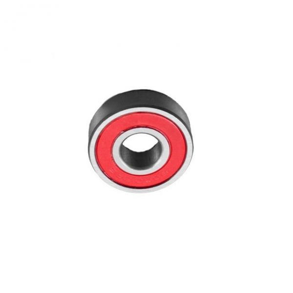 China Distributor Low Price Carbon Steel Deep Groove Ball Bearing Rodamientos 608 608 2RS 608zz Bearing #1 image