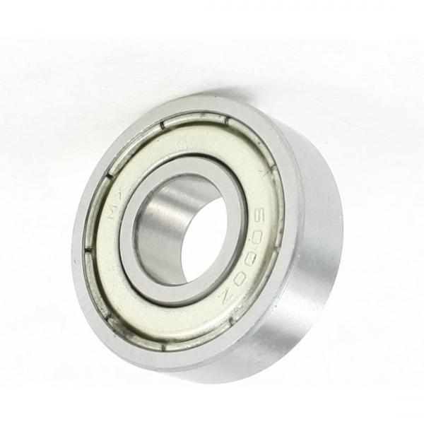 Ball Bearing, Automobile Bearing, Motor Bearing 6000 6000zz 6000-2RS Motorcycle Ball Bearing #1 image