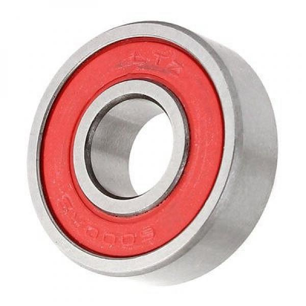 NACHI Auto Parts Bearing 6000 100 6000 Zz 80100 6000-2RS 180100 6000-2z 6000-Z 6000-Rz 6000-2rz 6000n 6000-Zn Deep Groove Ball Bearing for Auto Motor #1 image
