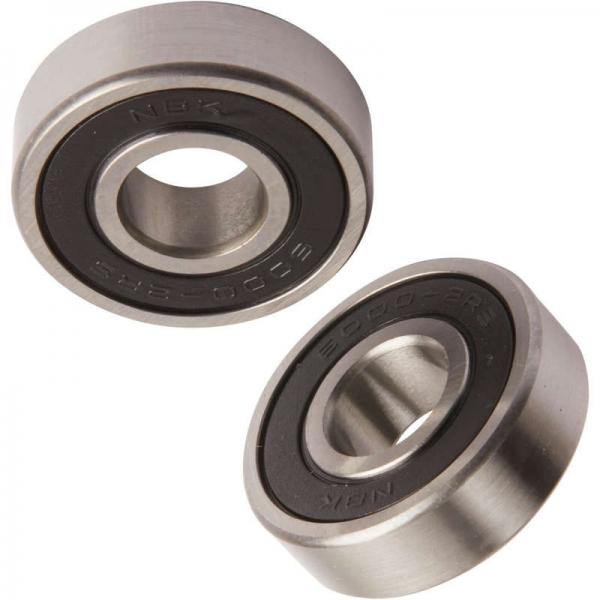 F&D Deep groove ball bearing 6312-C3 2RS for auto parts #1 image